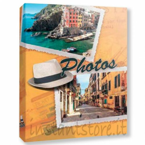 Album fotografico 100 foto 13x19 13x18 Raccoglitore Portafoto a fantasie insta