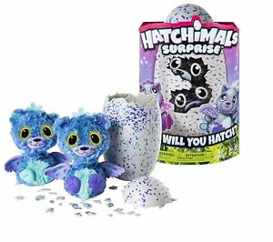 Hatchimals Surprise Peacats Personnages Assortis Oeuf Spint Master