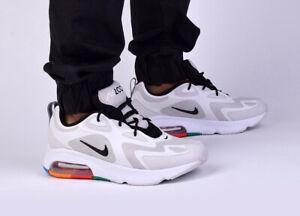 Details zu Nike Air Max 200 Herren Lifestyle Fashion Sneaker Schuhe Vast Grey AQ2568 002