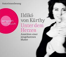 ILDIKO VON KÜRTHY - UNTER DEM HERZEN (SA) 4 CD NEU