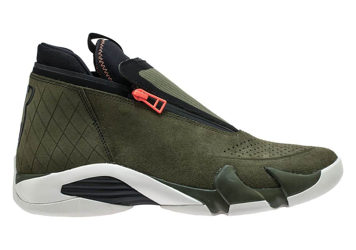 newest cc091 75b11 New Men s Air Air Air Jordan Jumpman Z Shoes (AQ9119-300) Olive