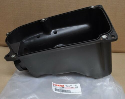 New Yamaha Warrior 350 Air Box Filter Box Cleaner Case With Lid Cap with Bolts