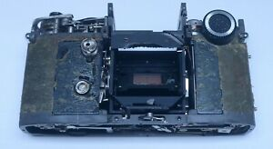MIRANDA-SENSOREX-Body-Vintage-SLR-Camera-Parts