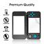 thumbnail 2 - Nintendo 2DS XL amFilm 2 Tempered Glass (Top)   4 PET (Bottom) Screen Protectors
