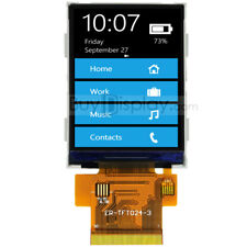 Color 24 Inch Tft Lcd Module Display 240x320serial Spi Withtouch Paneltutorial