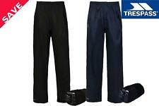 fc7b1f22cf0 Trespass Mens Crestone DLX Waterproof Packaway Trousers (tp3961 ...