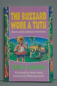 The Buzzard Wore a Tutu, Errol Laborde, 1994, Mardi Gras, New Orleans Rex, Comus