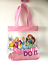 Nursery OFFICIAL DISNEY CHARACTER Girls Kids Shopping Tote Shopper Bag Travel