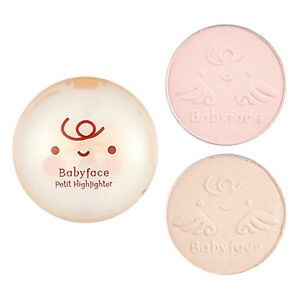 IT-039-S-SKIN-Babyface-Petit-Highlighter-2-Color-4g-High-lossy-fine-pearl