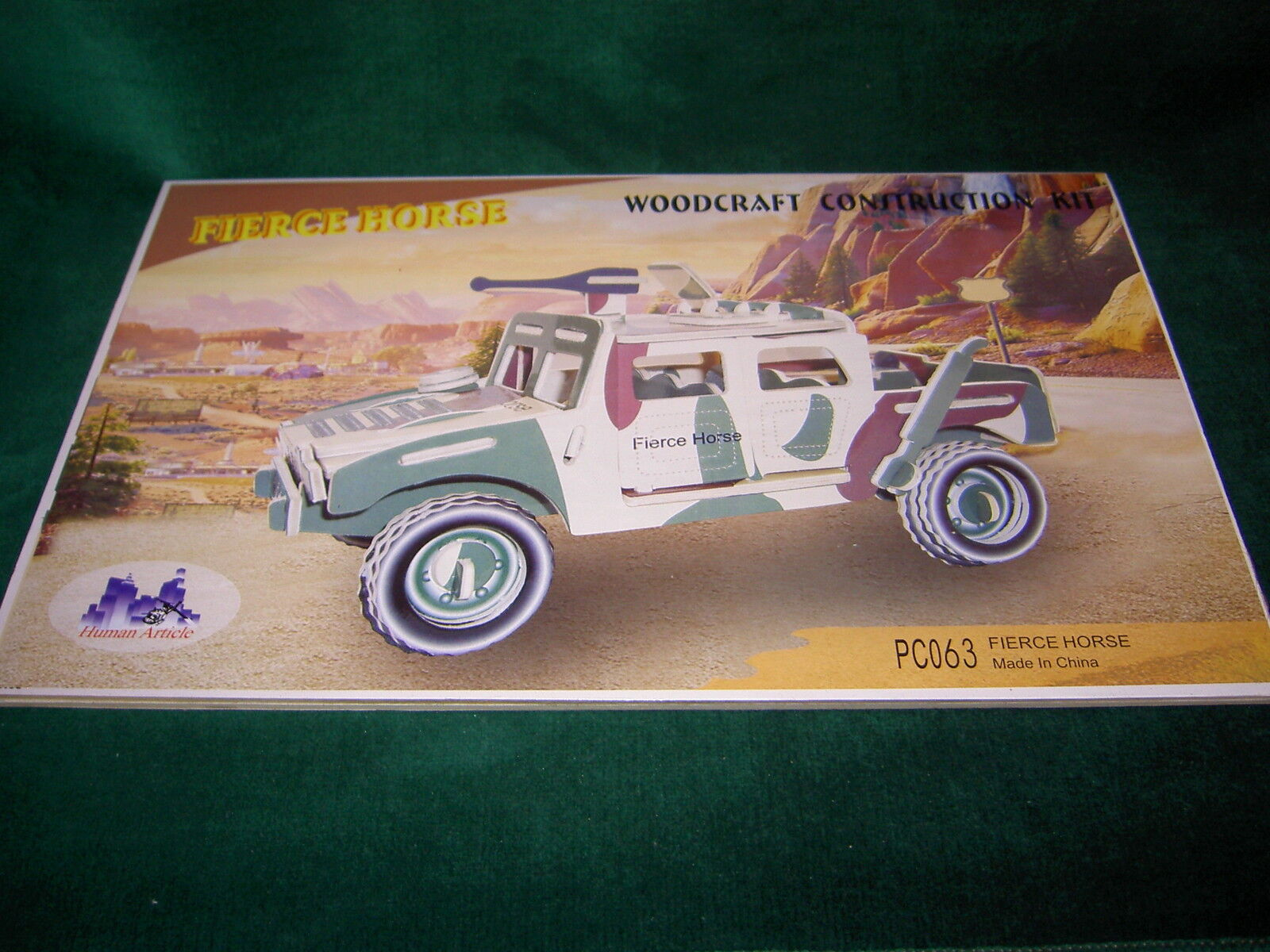IDEAL RETAILER BUNDLE OF 16 PUZZLES IN 3D  HUMMER