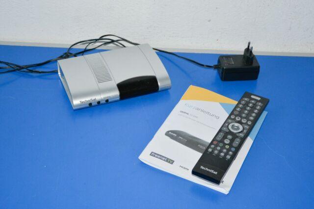 Technisat DigiPal t2 DVR, initial, non