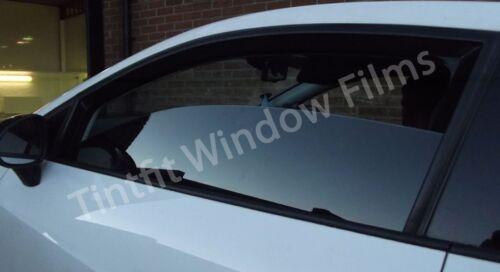 LIMO 05 75cm x 4m BLACK HIGH PERF SMOKED CAR /& OFFICE WINDOW TINTING FILM