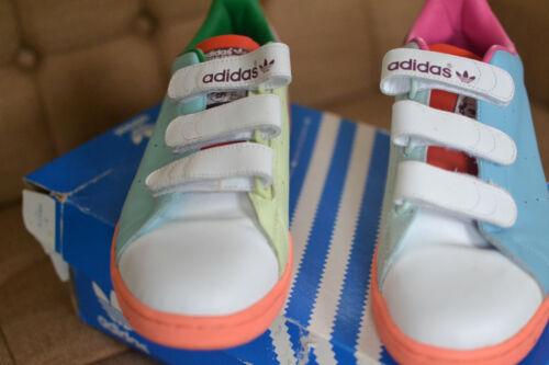 2006 Adidas Stan Smith | Pastels Art | Size 9.5
