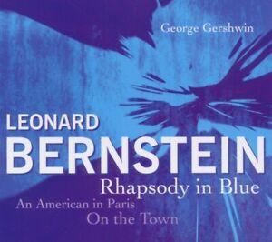 RHAPSODY-IN-BLUE-GERSHWIN-G-RARITIES-CD-NEU-GERSHWIN-GEORGE