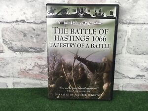The-Battle-Of-Hastings-1066-Tapestry-of-a-Battle-DVD-History-of-Warfare