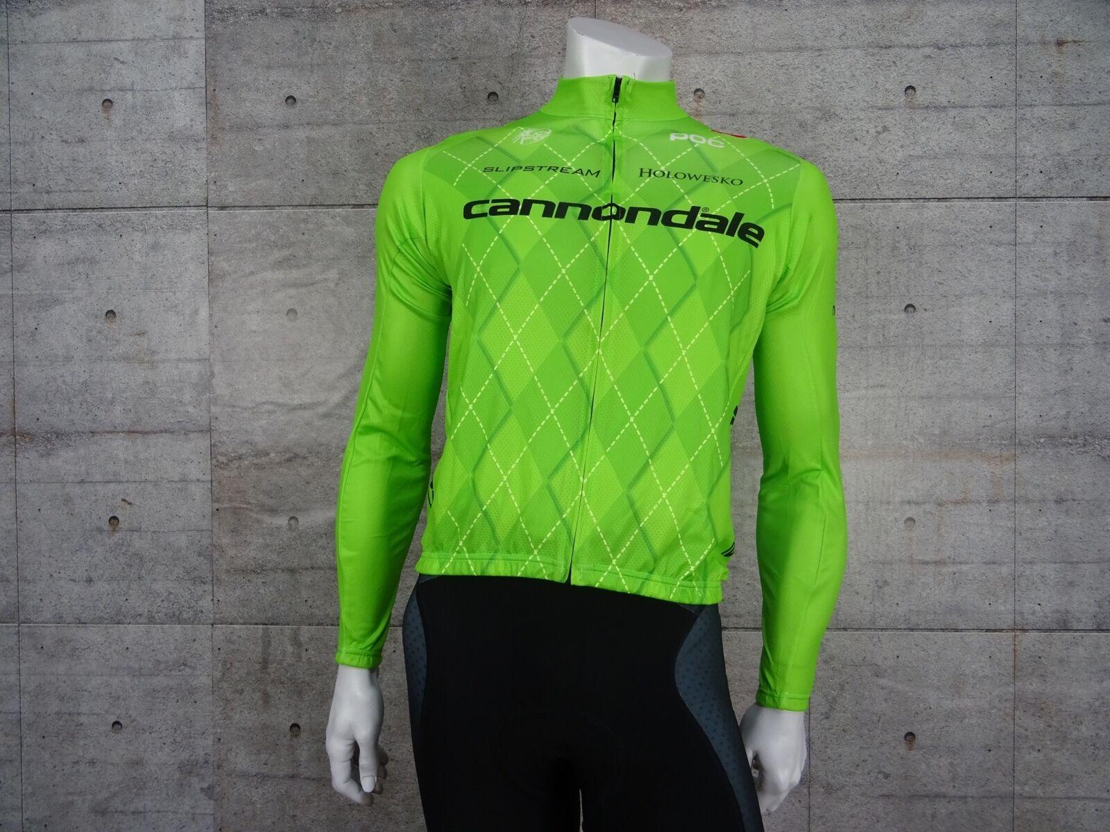 Cannonbale --Castelli --Team Jersey L S FZ --4206005 col. 038