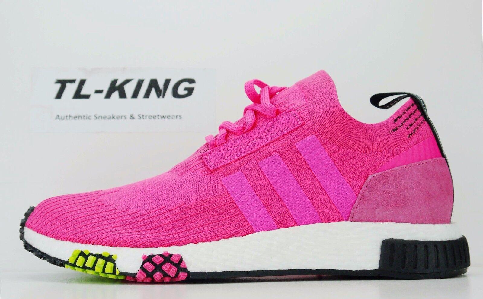 Adidas Originals NMD Racer PK Primeknit Boost Solar Pink CQ2442 Msrp  180 DM