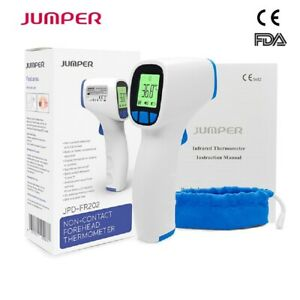 LCD FDA Medical IR Infrared Digital Forehead Fever Thermometer Non-Contact CE