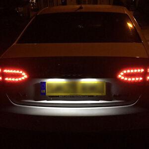 6-SMD-feston-blanc-36mm-Plaque-d-039-immatriculation-Ampoules-Audi-A3-A4-A5-A6-A8-Q3-Q7