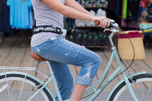 "Colors Hiplok Lite 29.5/"" Hardened Chain Bike Hip Lock Wearable Belt 22-46/"" Range"