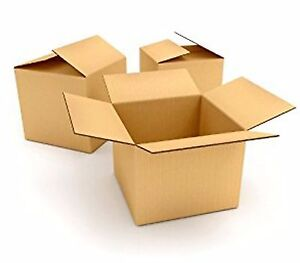 50 x High Grade13x10x12 Postal Mail Packing, Removal & SHIPPING Cardboard Boxes