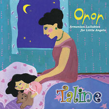 TALINE - Oror: Armenian Lullabies For Little Angels CD