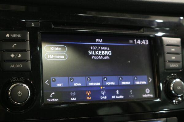 Nissan Qashqai 1,5 dCi 115 Acenta DCT - billede 5