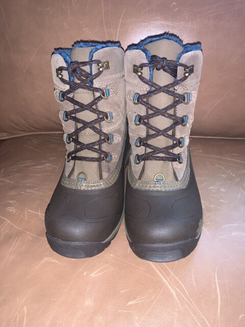 The North Face Chilkat Iii Womens Snow Shoes Winter Boots Waterproof Rain Sz 6 For Sale Online Ebay