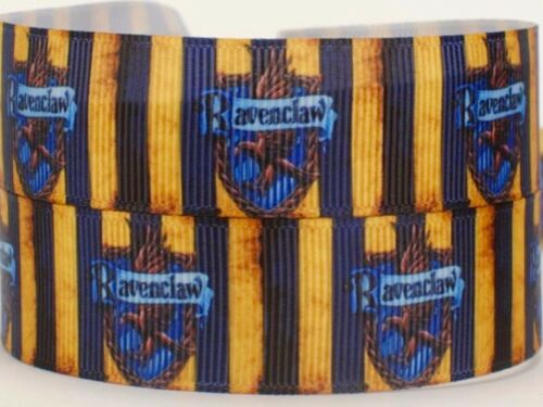 1 Metre Harry Potter Printed Grosgrain Ribbon,22mm,hair,cake,craft,gift Wrap.
