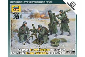 ZVEZDA-6209-1-72-German-81-mm-Mortar-with-Crew-1941-1945