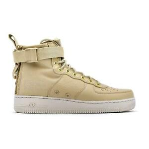 Details about Nike Men's SF AF1 Mid Trainers Shoes Beige 917753 200