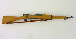 Terry Harville 1:12 Scale Dollhouse Miniature Springfield 30-06 Rifle