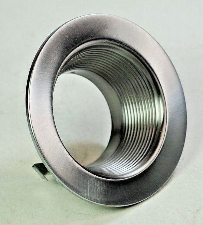 """EL993 Elco Lighting EL993N 4/"""" Phenolic Baffle with Metal Ring"""