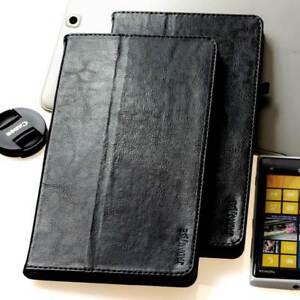 Premium-Echt-Leder-Cover-Huawei-MediaPad-T3-10-1-034-Tablet-Schutzhuelle-Case-Tasche