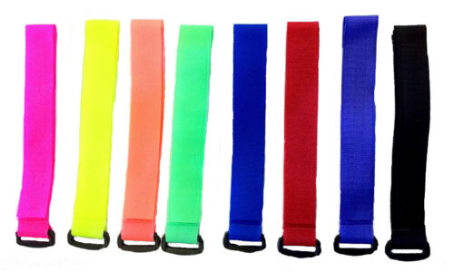 2 x 30mm SKI TIES KEEP YOUR SKIS TOGETHER WHEN ON THE MOVE.