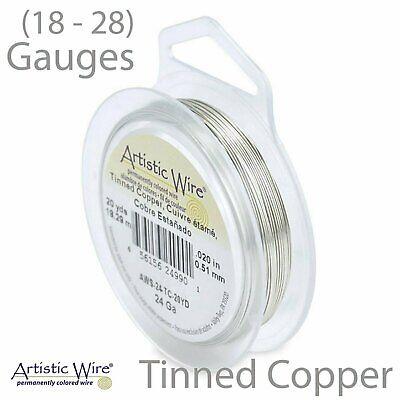 Turquoise Artistic Wire Spool 26 Ga