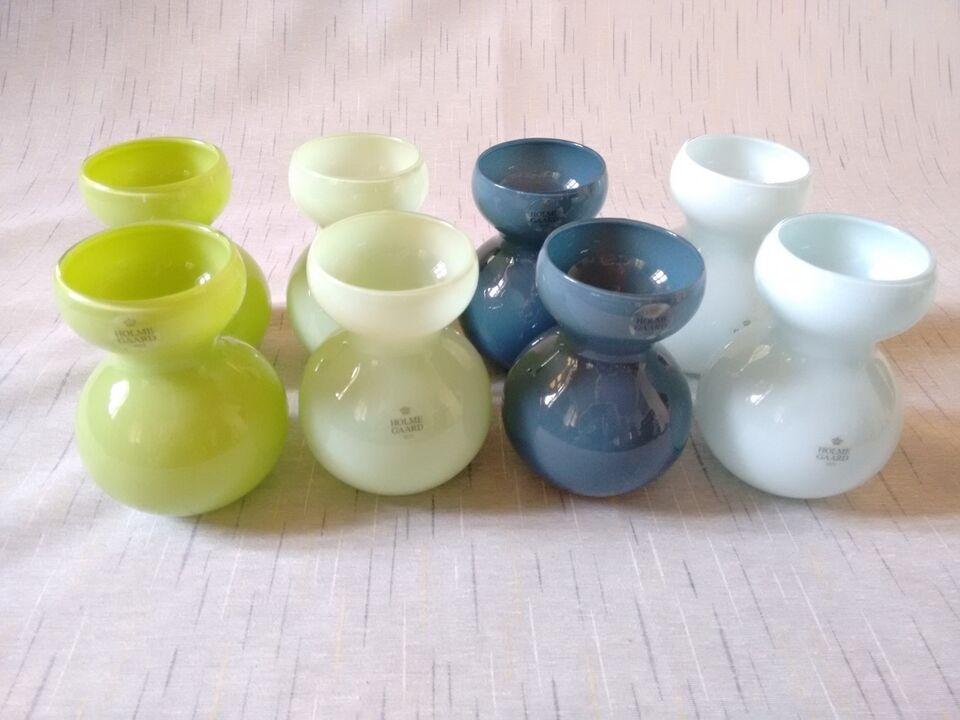 Glas, 8 stk. Hyacintglas