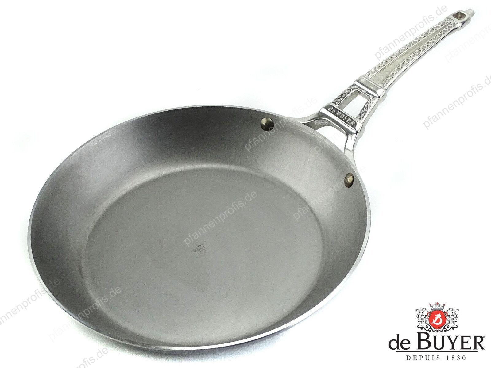 DE BUYER BUYER BUYER Eisenpfanne FRENCH COLLECTION MINERAL B 28 cm | Shop  a83d6a