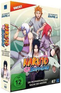 Naruto Shippuden Staffel 18 Deutsch