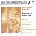 Bach: Harpsichord Concertos 1 (CD, Jul-2000, Naxos (Distributor))