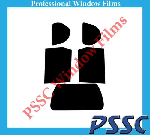 Pre Cut Window Tint film 5/% s/'adapte pour NISSAN X TRAIL Nouveau 2007-2012
