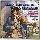 Johann Sebastian Bach - J.S. Bach: Violin Concertos [European Import] (1984)
