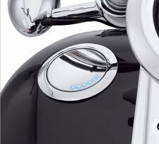 Harley-Davidson Tankanzeige KIT LED chrom Softail|Roadking ab08 *62823-08C*