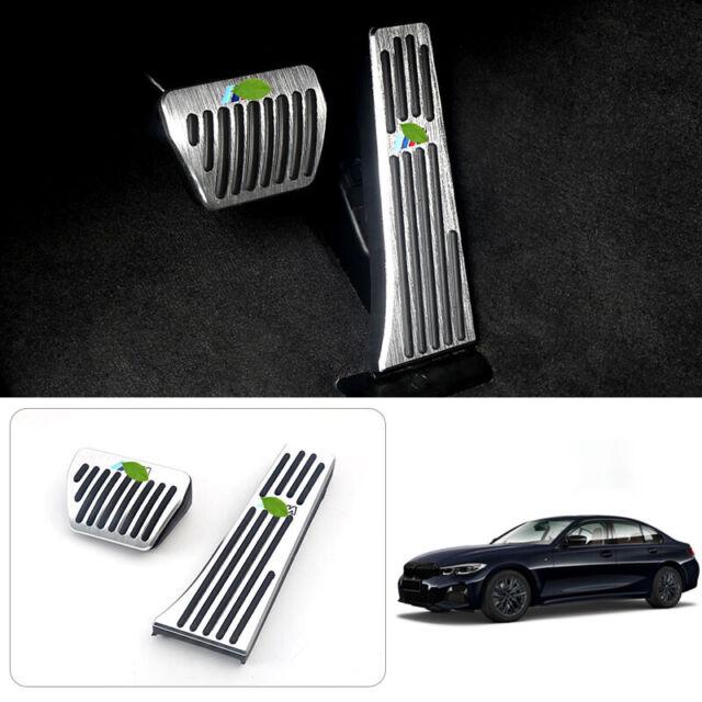 For BMW 3 Series G20 330i 2019 2020 Silver Brake Pedal