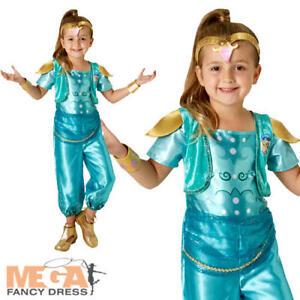image is loading shimmer amp shine girls fancy dress kids arabian