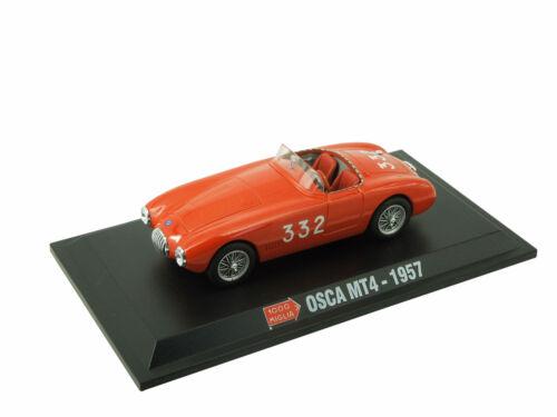 1:43 Mille Miglia Osca MT4 1957 1000 Miglia