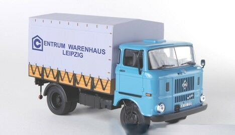 IFA W50L Centrum Liepzig PP-LKW 1 43 Whitebox