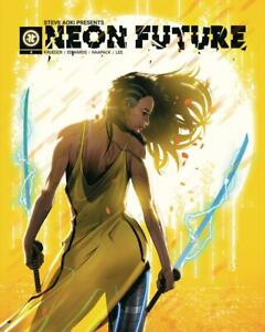 Neon Future #4 Cover A Regular Jheremy Raapack Cover 2019