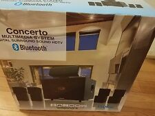 Concerto 901 Home Theater System Digital Surround Sound 1500w HDTV Bluetooth