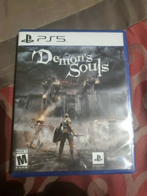 Demon's Souls -- Standard Edition (Sony PlayStation 5, 2020)